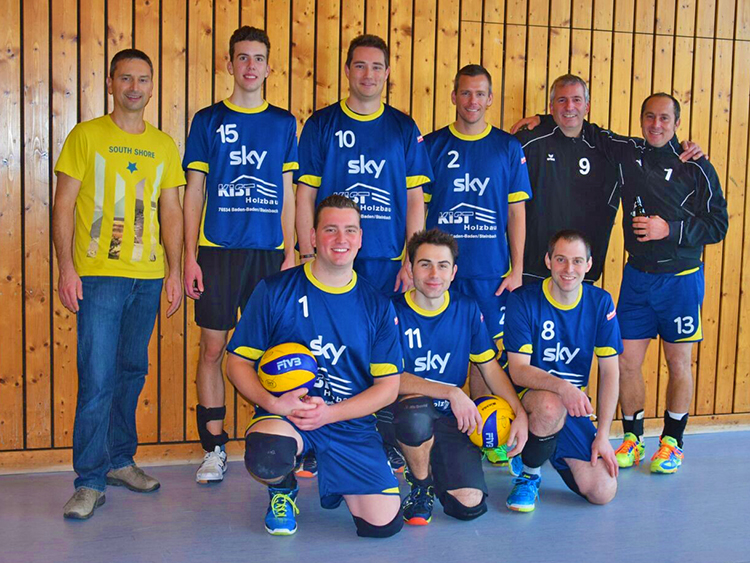 Volleyball - Turnverein Neuweier 1908 e.V. Baden-Baden
